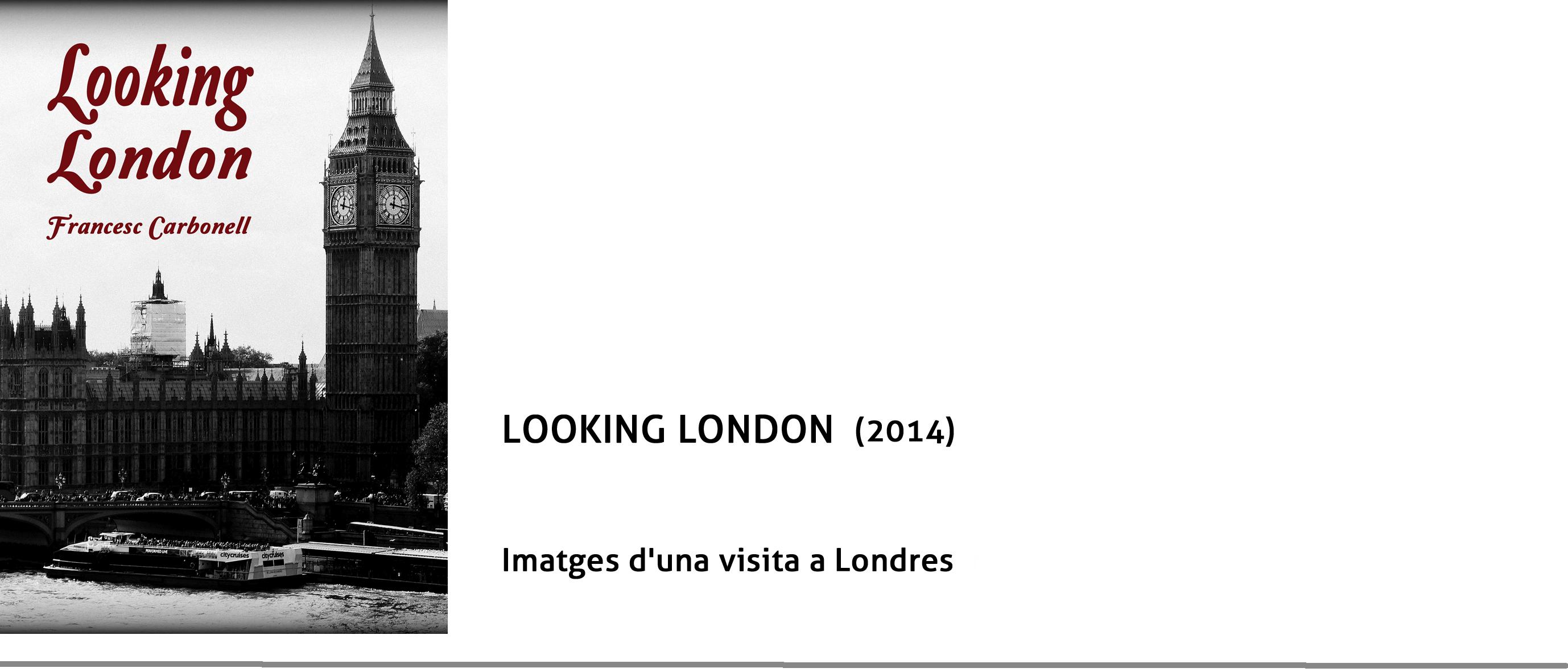looking london