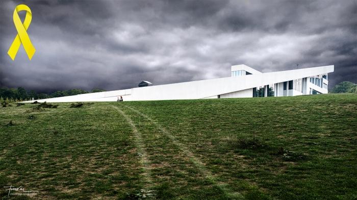 moesgard museum a aarhus(dinamarca) b