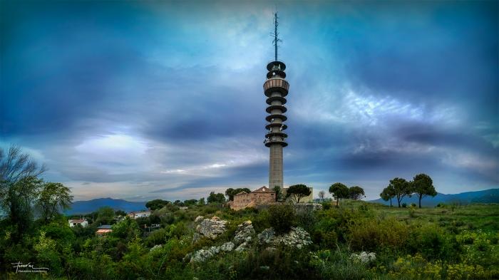 Torre de telecomunicacions de Girona