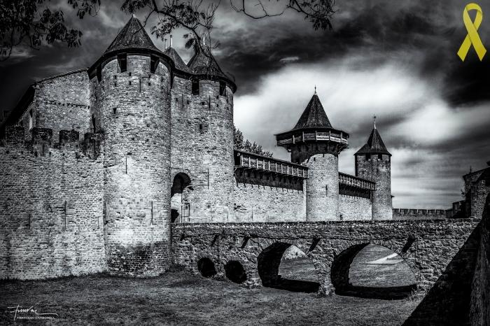 Castell de Carcassona b