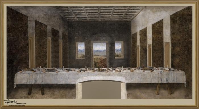 Sant Sopar Leonardo_Da_Vinci_